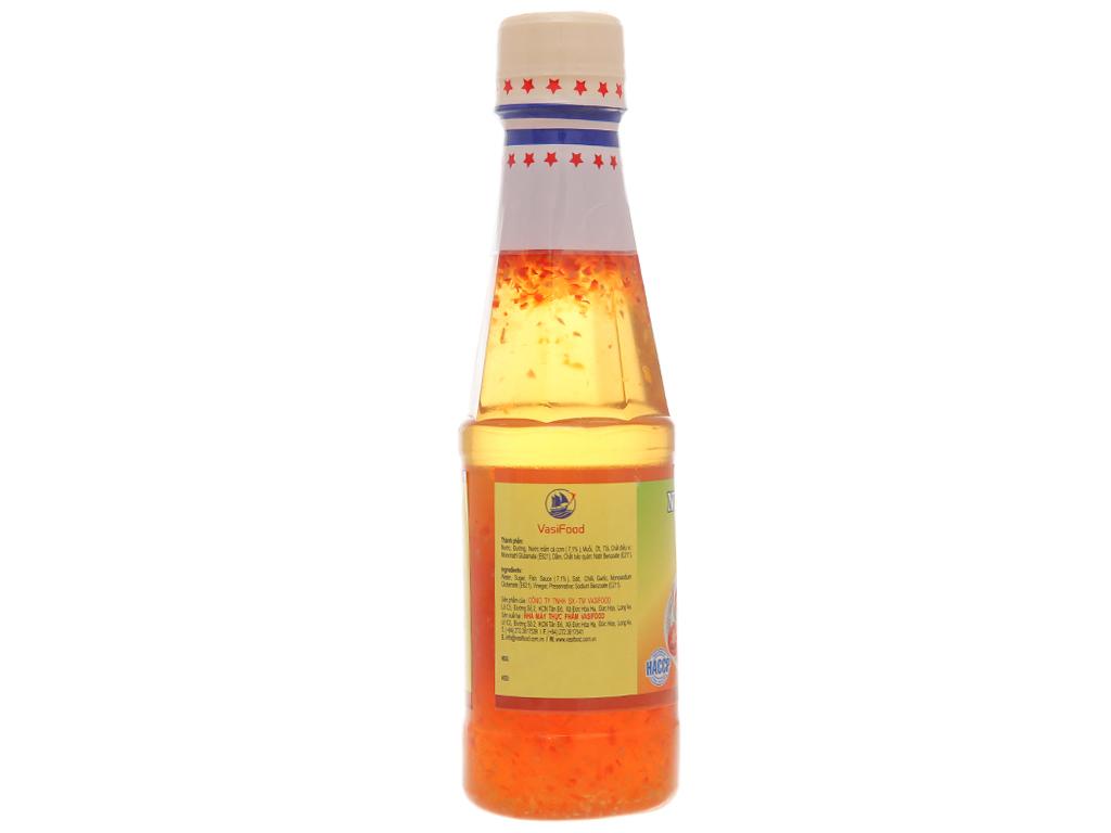 Nước mắm pha sẵn Vasifood chai 250ml 3