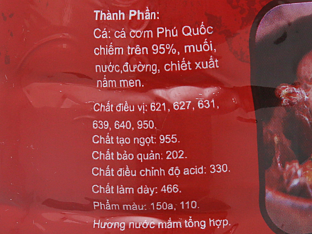 Nước mắm Liên Thành nhãn đỏ chai 900ml 6