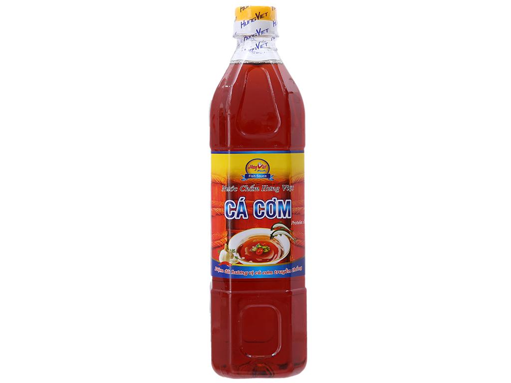 Nước chấm cá cơm Hưng Việt chai 900ml 1