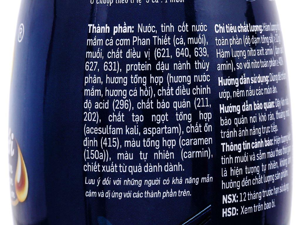 Nước mắm Phan Thiết Barona chai 750ml 7