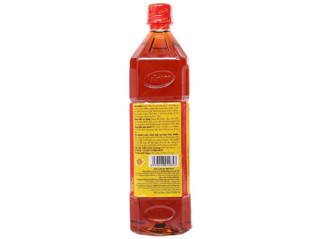 Nước chấm Thủy Ngư Barona chai 900ml 2