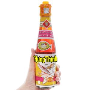 Nước mắm cá cơm Hưng Thịnh 38 độ đạm chai 200ml