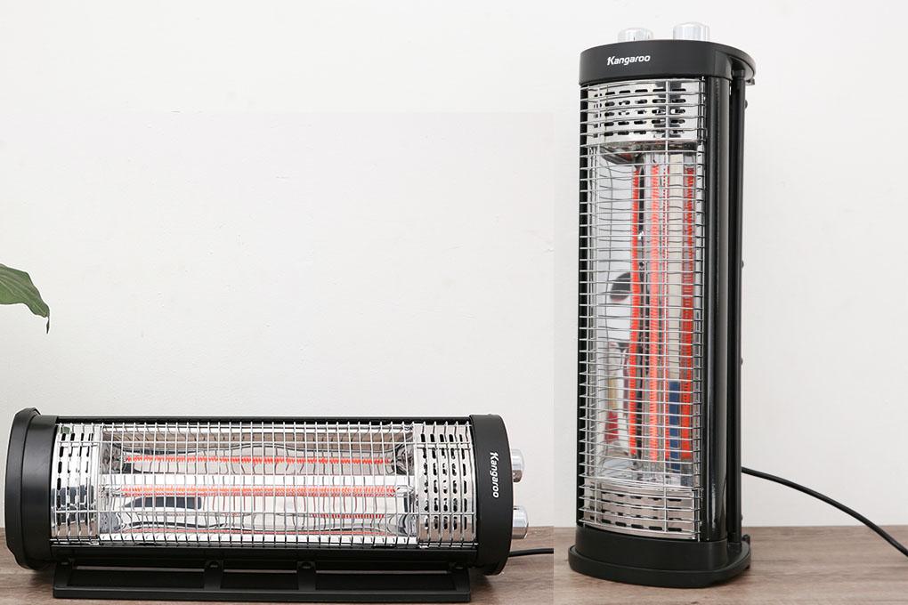 Đèn sưởi Kangaroo KG1028C - KG - Thiết kế kiểu dáng hiện đại