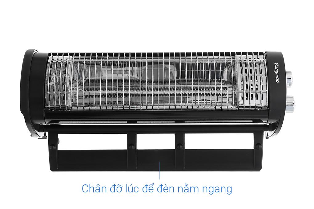 Đèn sưởi Kangaroo KG1028C - KG - Thiết kế chân đỡ tiện lợi