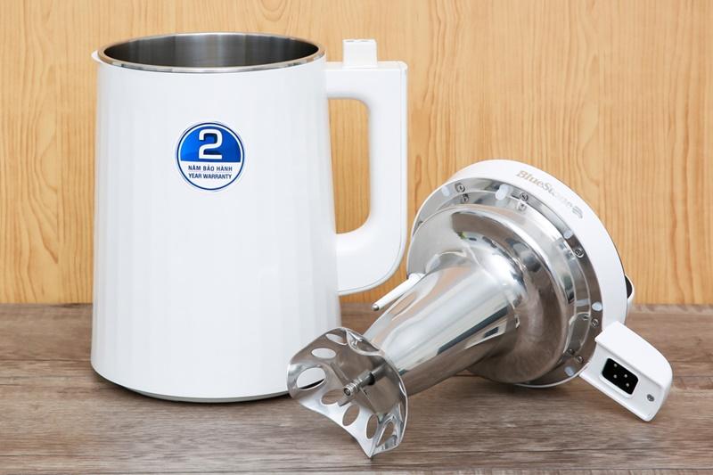 Sử dụng an toàn với 6 chế độ bảo vệ - Máy làm sữa đậu nành Bluestone SMB-7329 1.3 lít