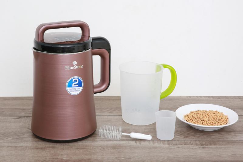 Thiết kế đẹp - Máy làm sữa đậu nành Bluestone SMB-7393 1.3 lít