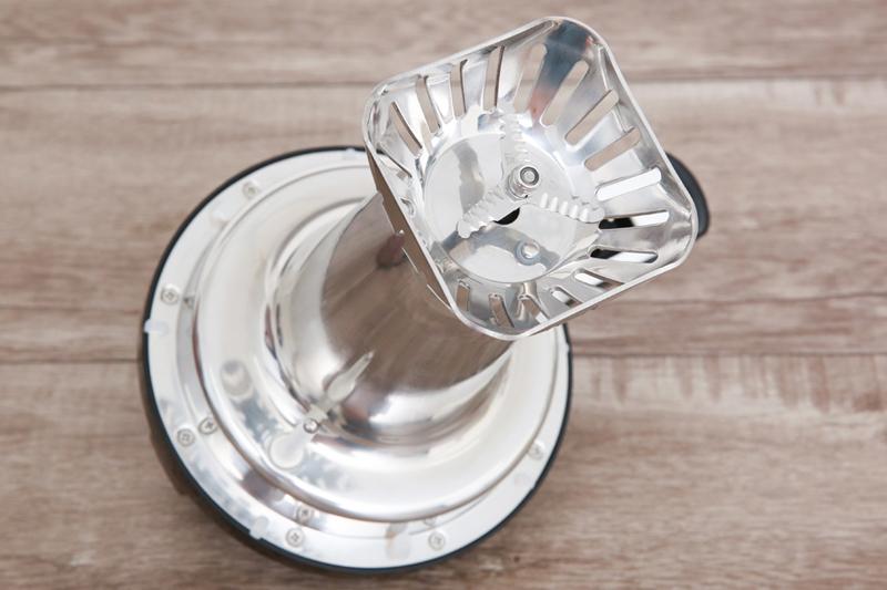 Lưỡi dao sắc bén bền tốt - Máy làm sữa đậu nành Bluestone SMB-7393 1.3 lít