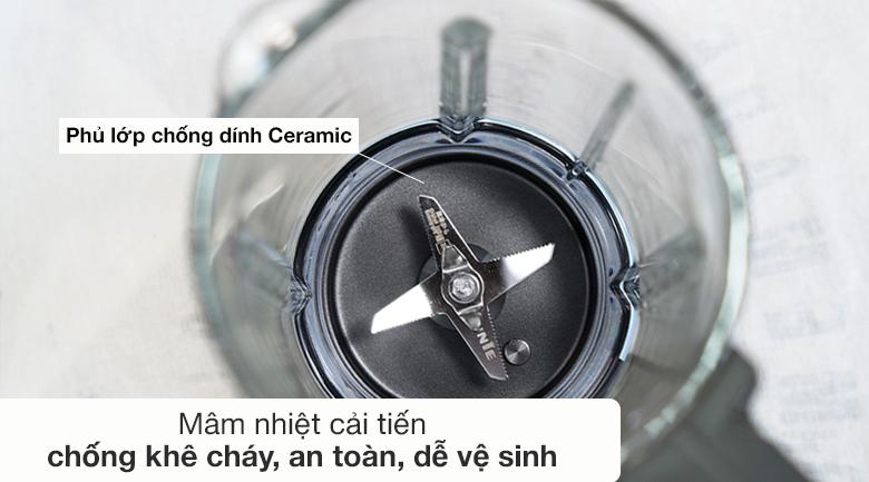 Máy làm sữa hạt Unie V6S - Mâm chống dính