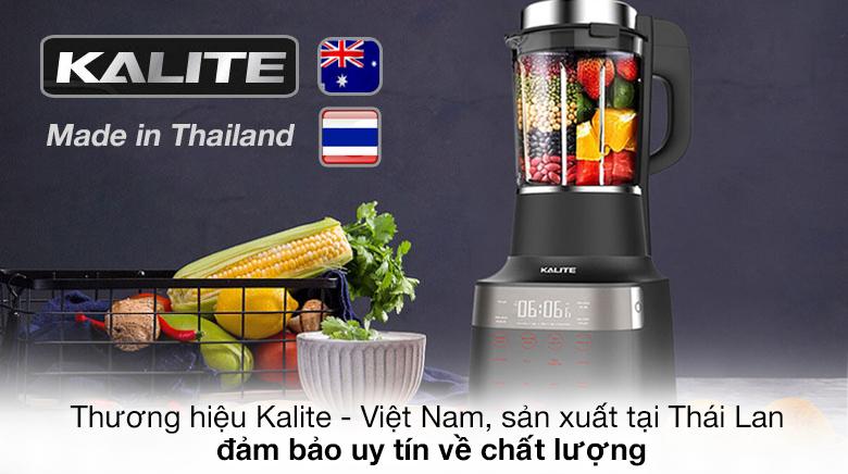 Thương hiệu Kalite của Việt Nam - Máy làm sữa hạt Kalite KL PRO 900