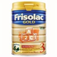Sữa bột Frisolac Gold 3 400g (1 - 2 tuổi)
