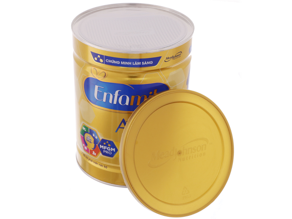 Sữa bột Enfamil A+ 1 lon 900g (0 - 6 tháng) 5