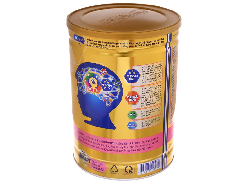 Sữa bột Enfamil A+ 2 lon 1,7kg (6 - 12 tháng) 3