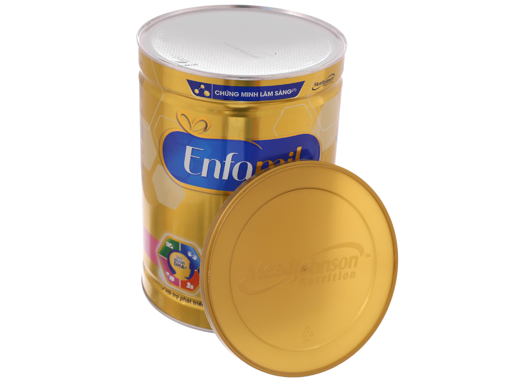 Sữa bột Enfamil A+ 2 lon 1,7kg (6 - 12 tháng) 5