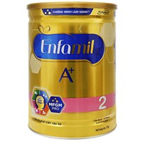 Sữa bột Enfamil A+ 2 MFGM Pro 1,7kg (6 - 12 tháng)