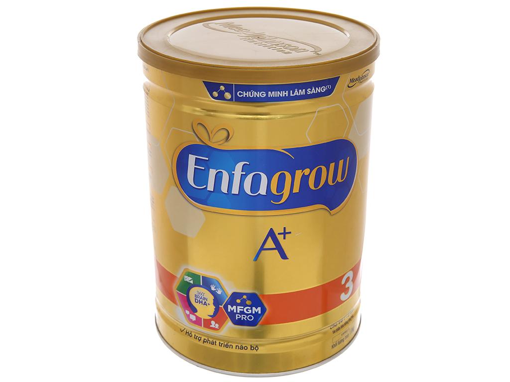 Sữa bột Enfagrow A+ 3 vani lon 1.8kg (1 - 3 tuổi) 2