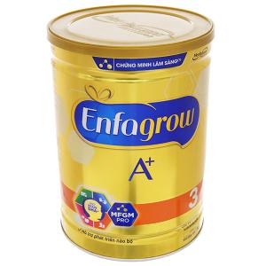 Sữa bột Enfagrow A+ 3 vani lon 1,8kg (1 - 3 tuổi)