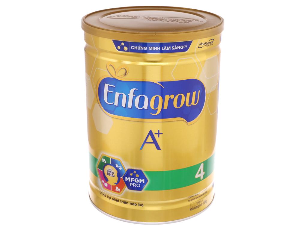 Sữa bột Enfagrow A+ 4 vani lon 1,8kg (2 - 6 tuổi) 2