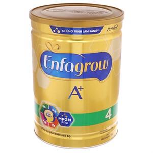 Sữa bột Enfagrow A+ 4 vani lon 1,8kg