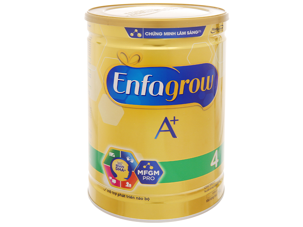 Sữa bột Enfagrow A+ 4 vani lon 1.8kg (2 - 6 tuổi) 9