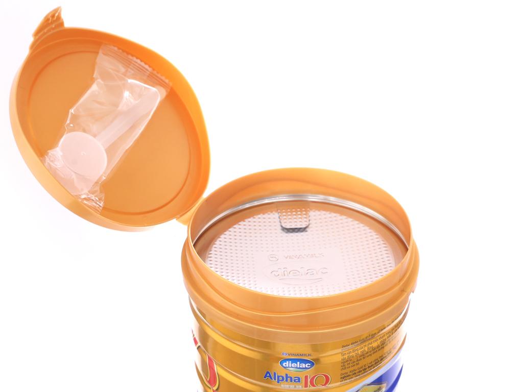 Sữa bột Dielac Alpha Gold IQ 2 lon 900g (6 - 12 tháng) 5
