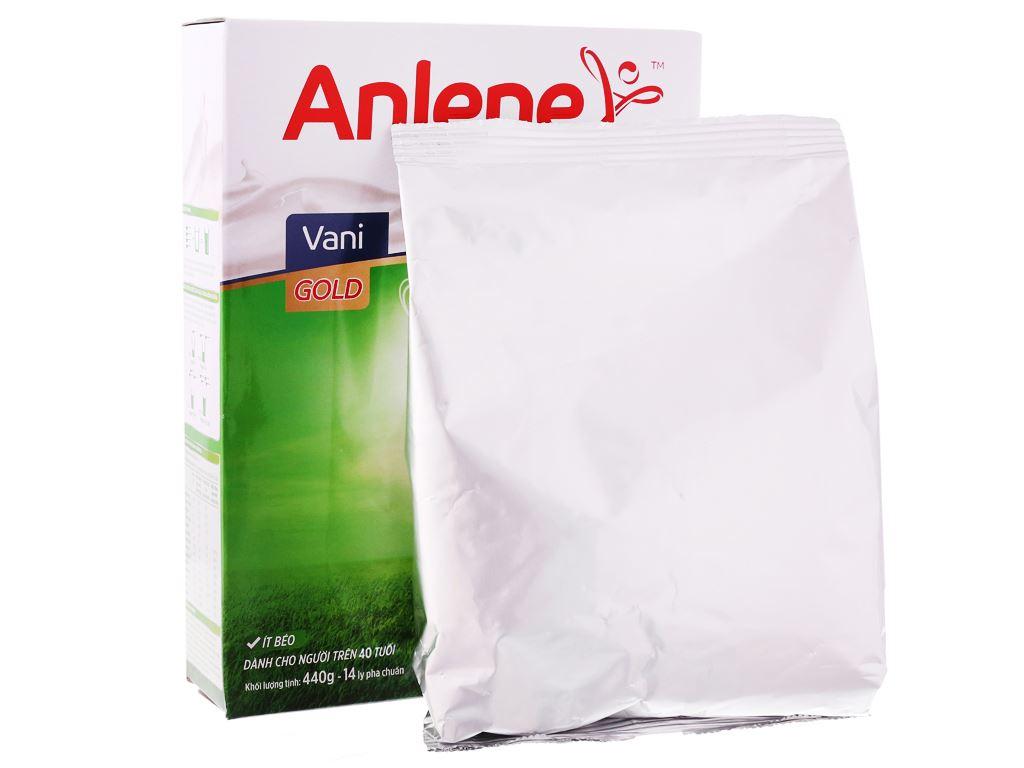 Sữa bột Anlene Gold Movepro vani hộp 440g (trên 40 tuổi) 4
