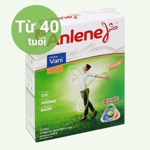 Sữa bột Anlene Gold Movepro vani hộp 440g (trên 40 tuổi)