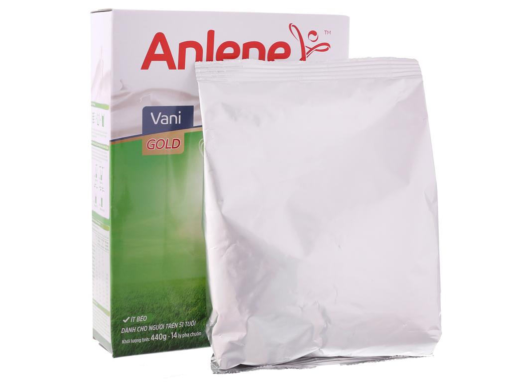 Sữa bột Anlene Gold Movepro vani hộp 440g (trên 40 tuổi) 5