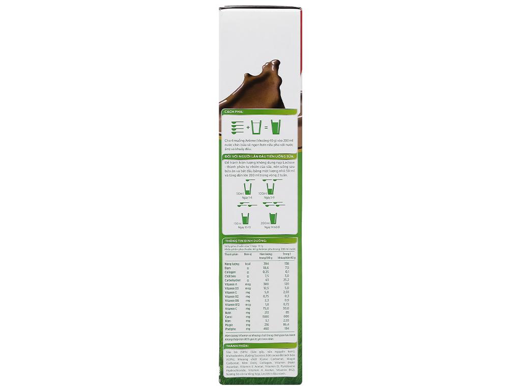 Sữa bột Anlene Gold Movepro socola hộp 440g (trên 51 tuổi) 5