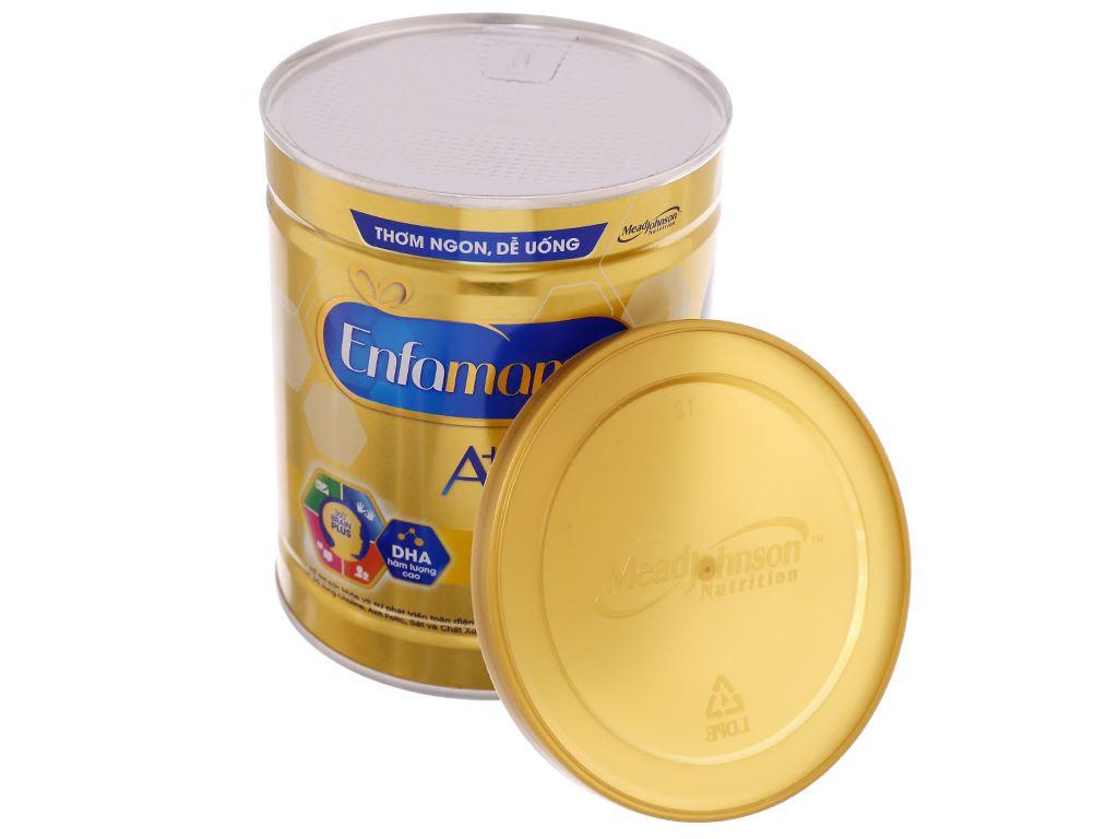 Sữa bột Enfamama A+ vani lon 400g 5