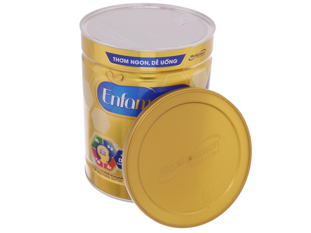 Sữa bột Enfamama A+ sô cô la lon 900g 5