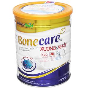 Sữa bột Wincofood BoneCare Xương & Khớp hương vani lon 900g
