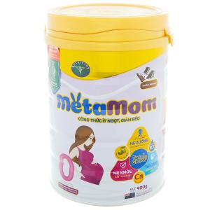 Sữa bột Nutricare MetaMom hương socola lon 900g