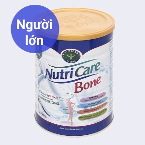 Sữa bột Nutricare Bone lon 900g