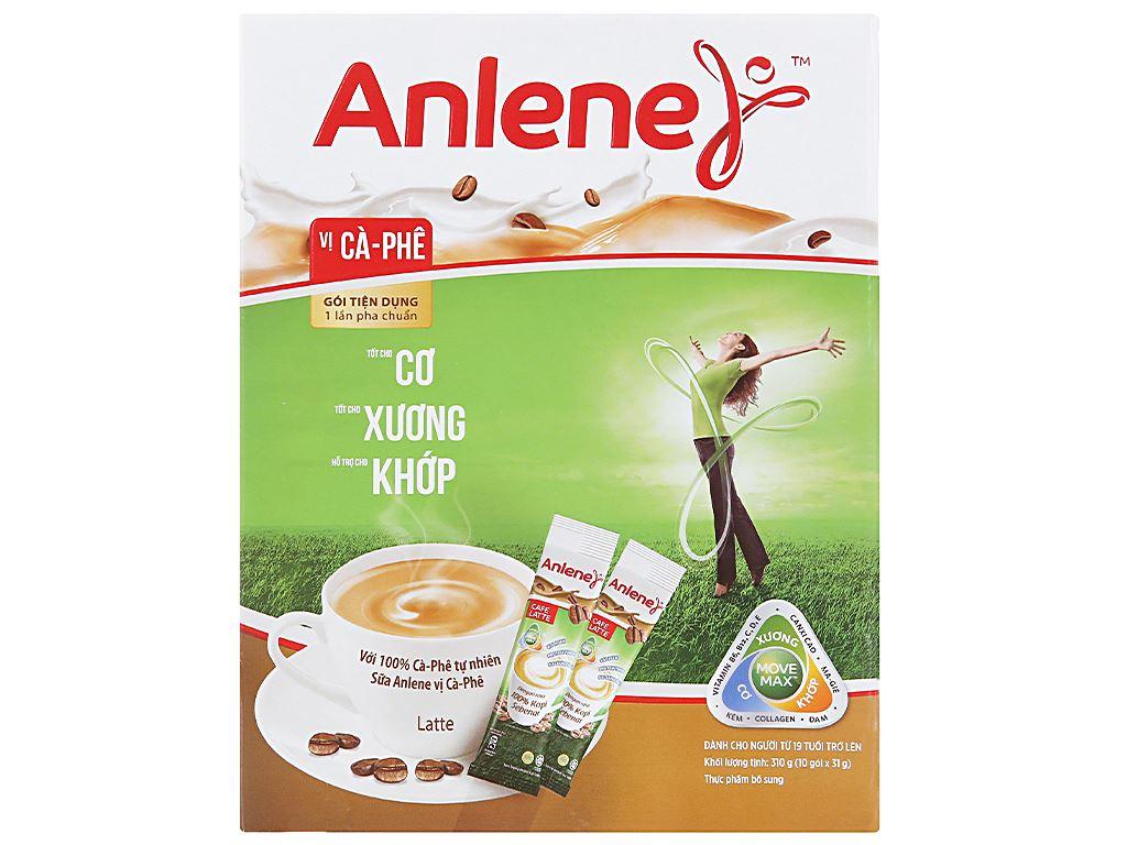 Sữa bột Anlene Movemax vị cà phê 310g (từ 19 tuổi) 2