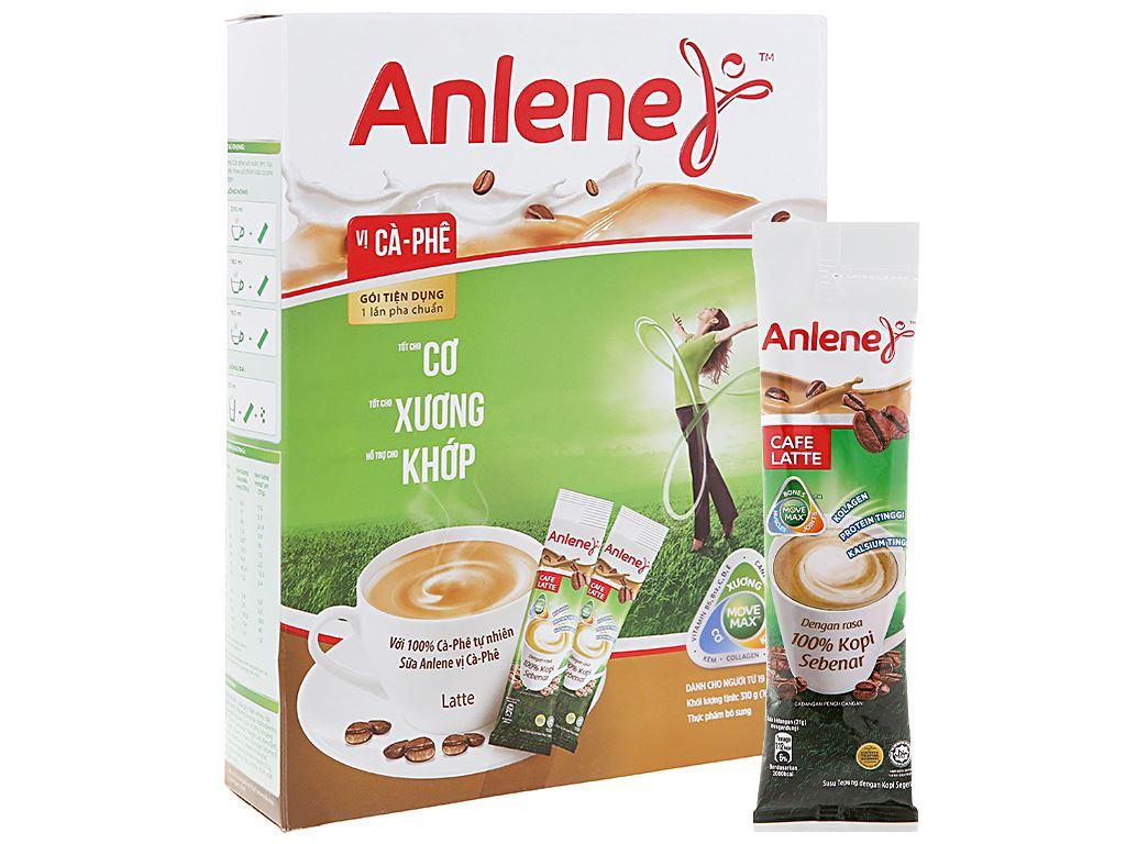Sữa bột Anlene Movemax vị cà phê 310g (từ 19 tuổi) 7