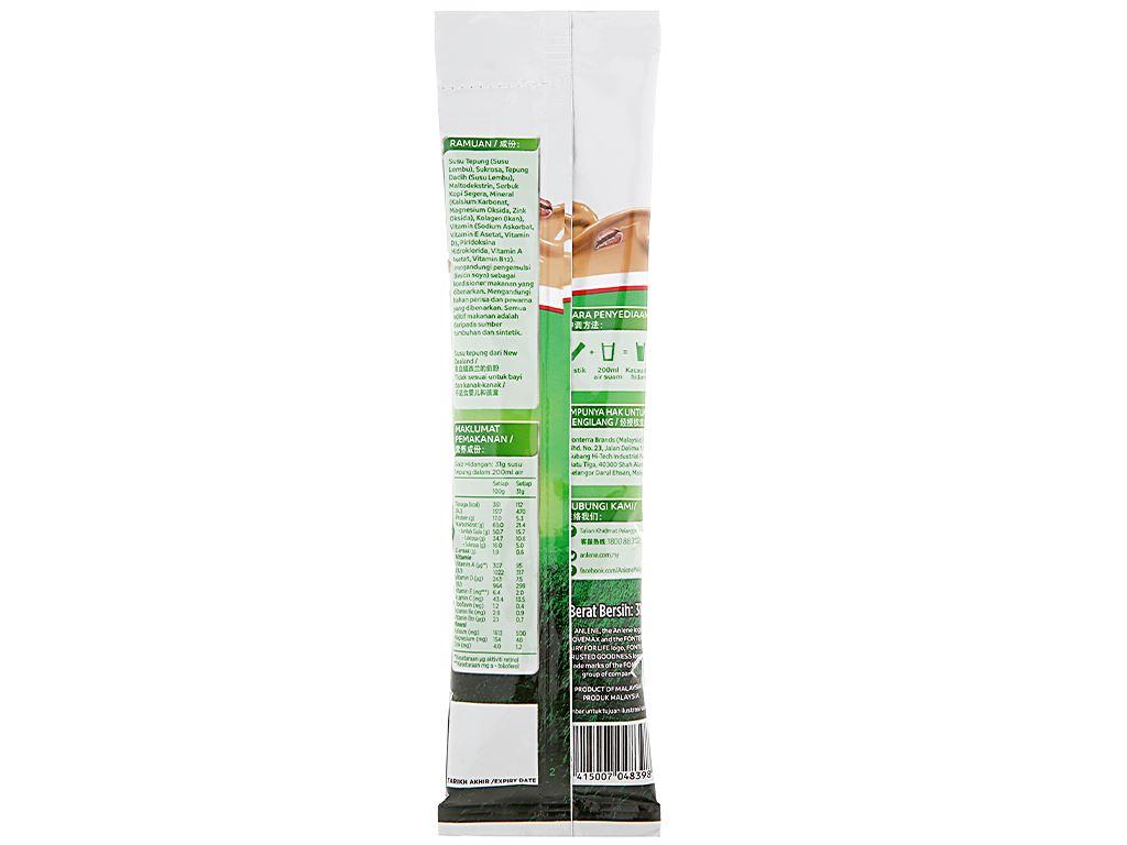 Sữa bột Anlene Movemax vị cà phê 310g (từ 19 tuổi) 9