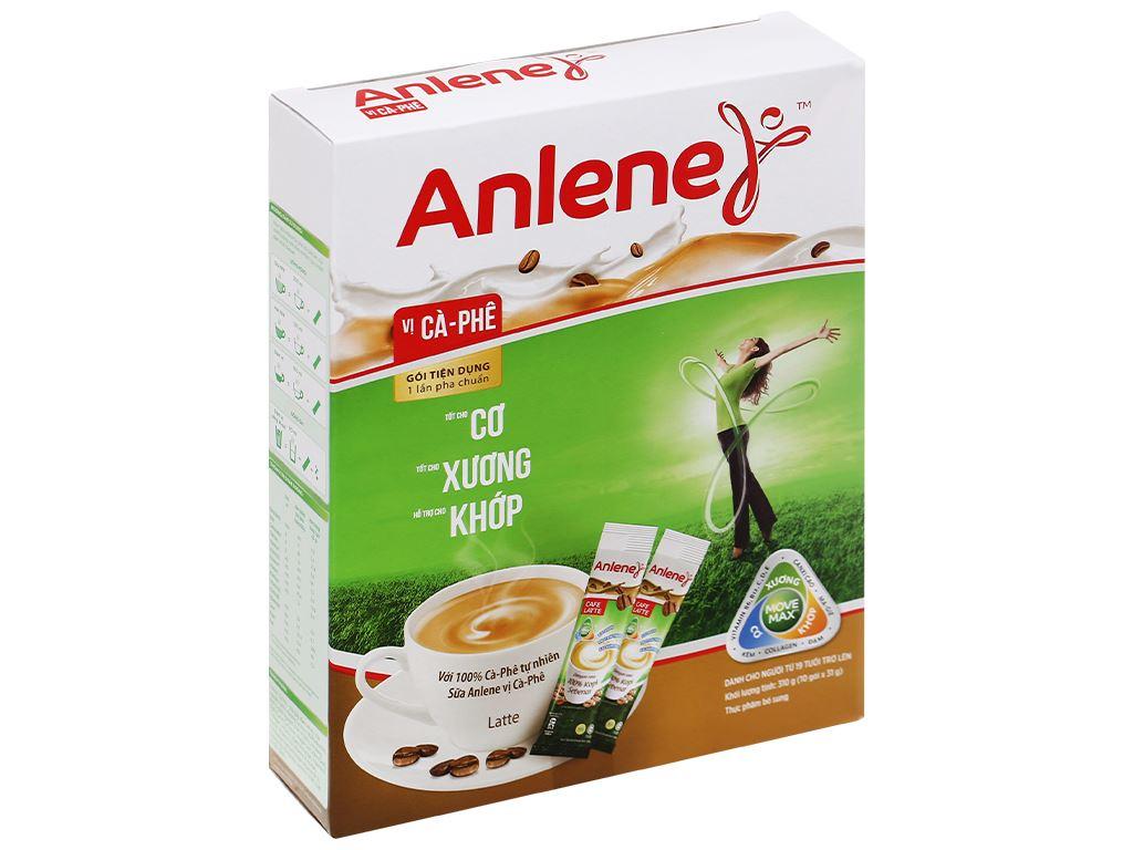 Sữa bột Anlene Movemax vị cà phê 310g (từ 19 tuổi) 1