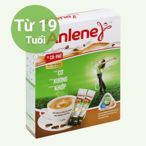 Sữa bột Anlene Movemax vị cà phê 310g (từ 19 tuổi)