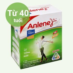 Sữa bột Anlene Gold MovePro hương vani hộp 1.2kg (trên 40 tuổi)