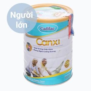 Sữa bột Cadilac Canxi lon 900g