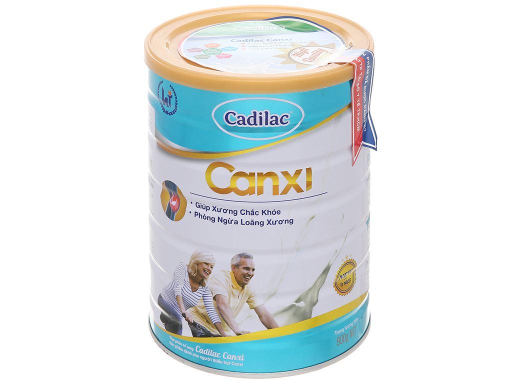 Sữa bột Cadilac Canxi lon 900g 1
