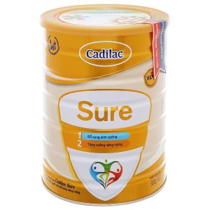 Sữa bột Cadilac Sure lon 900g