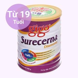 Sữa bột Gigo Surecerna lon 900g