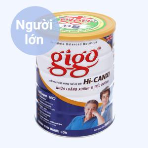 Sữa bột Gigo Hi - canxi lon 900g