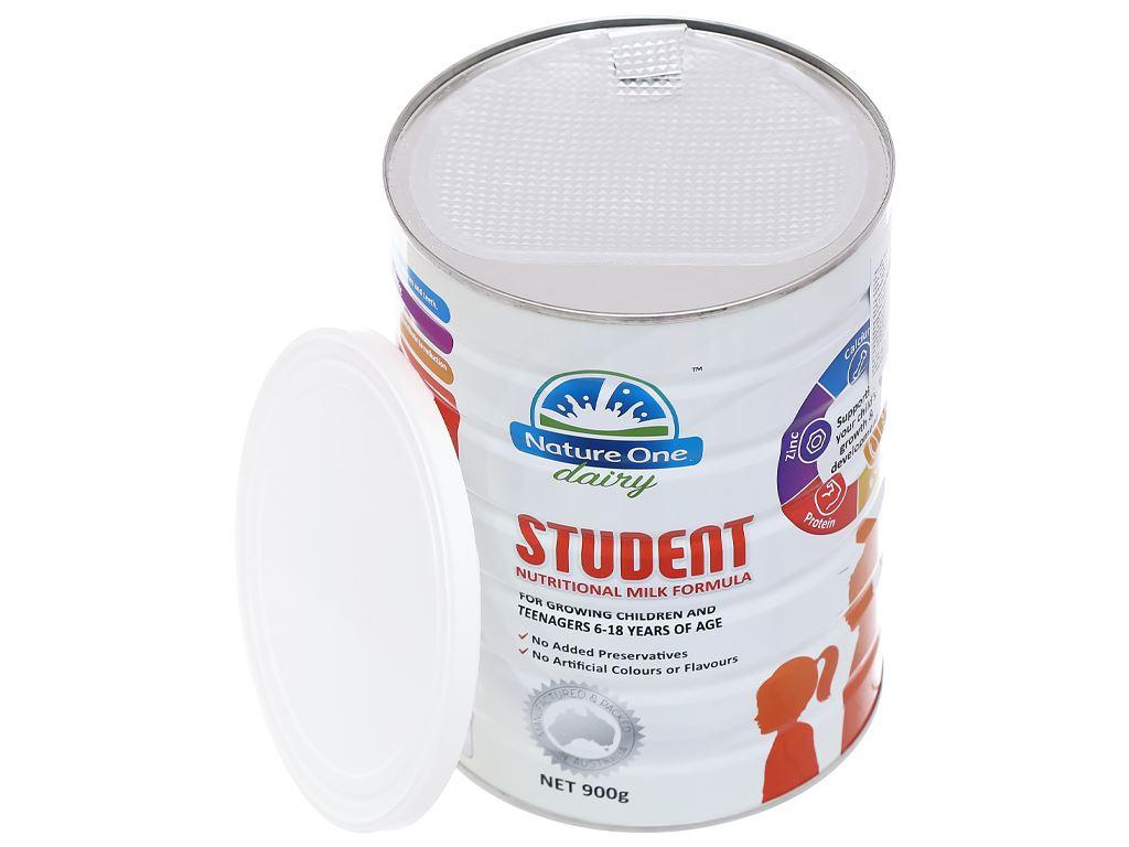 Sữa bột Nature One lon 900g (cho trẻ ở độ tuổi đi học) 7