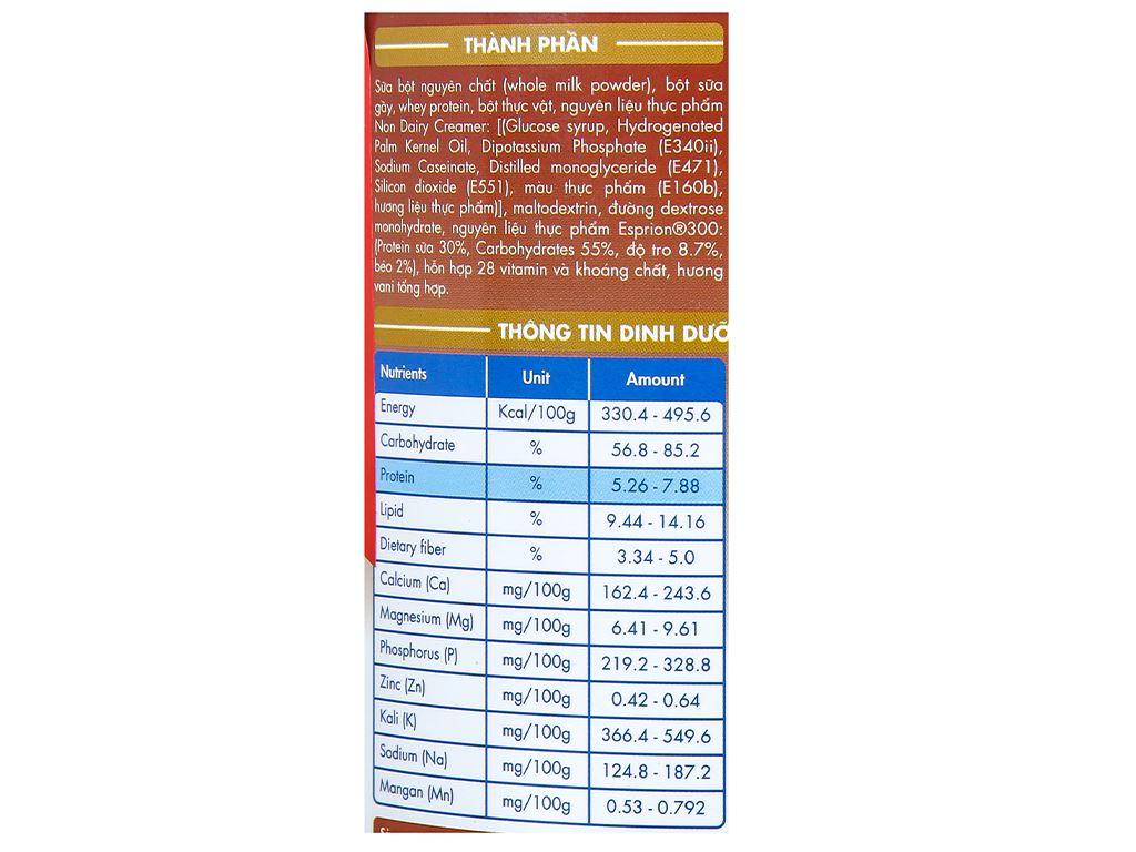 Sữa bột Lamosa Diabetes Care lon 400g 5