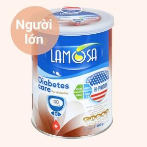 Sữa bột Lamosa Diabetes Care lon 400g