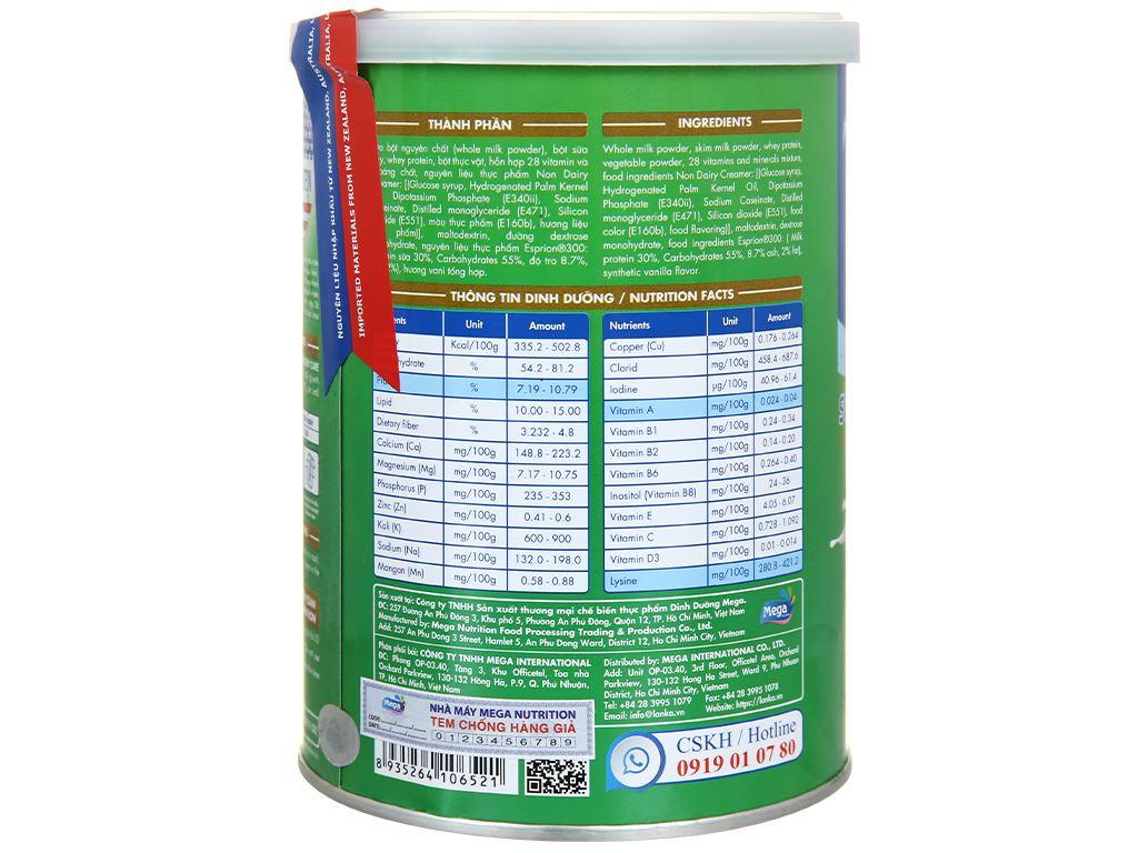 Sữa bột Lamosa Surgery Care lon 400g 3