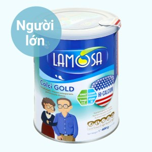 Sữa bột Lamosa Calci Gold lon 400g