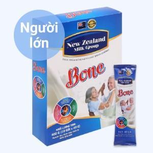 Sữa bột New Zealand Milk Bone hộp 400g (cho người lớn)